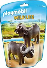 Playmobil 6944   Kaffin Buffalo Animals  for Zoo   NEW / SEALED