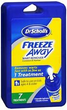 Dr. Scholl's Freeze Away Wart Remover 7 Each (Pack of 9)