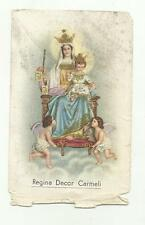 99623 SANTINO HOLY CARD ROVINATO REGINA DECOR CARMELI