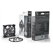 Noiseblocker NB-Multiframe M8-1 80x80x25mm Low Noise Quiet Fan, 1200rpm, 7.8 dBA