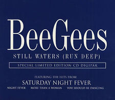 THE BEE GEES - Still Waters [Run Deep] - Deleted 1997 UK CD single - FREE UK P+P
