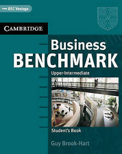 Business Benchmark Upper Intermediate Student's Book BEC Edition, Brook-Hart, Gu