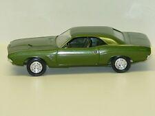 Vintage Plastic 1972 Dodge Challenger Dealer Promo Car