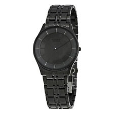 "Citizen Men's AR3015-53E Eco-Drive ""Stiletto"" Black Dress Watch"