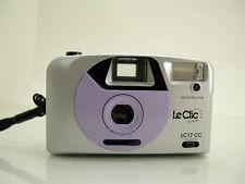 Le Clic LC17 CC 35mm Film Camera by Concord Light Purple