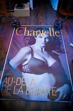 CHANTELLE Style C Huge Giant 4x6 ft French Sexy Original Advertising Poster