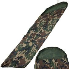 FRENCH MILITARY ISSUED BIVI BAG MVP LIKE GORETEX CAMOUFLAGE BIVVY CAMPING ARMY