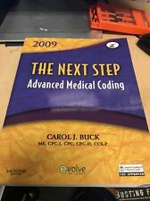 The Next Step Advanced Medical Coding 2009