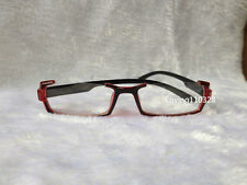 Puella Magi Madoka Magica Akemi Homura Cosplay Red&Black Glasses without Lens