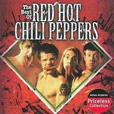 RED HOT CHILI PEPPERS-BEST OF  CD NEW