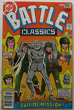 Battle Classics #1 (Sep-Oct 1978, DC), FN condition, 44 page issue