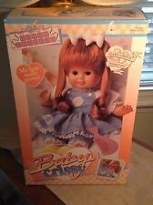 Baby Crissy Doll Ideal - 1990, 20th Anniversary Edition-NRFB!! -Adorable!!