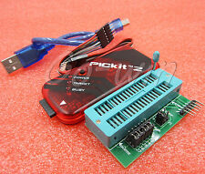 PICkit2 PIC KIT2 debugger programmer + Programming Adapter