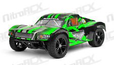 1:10 Iron Track RC Spatha 4WD Electric Short Course Truck Ready to Run car Green