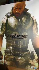 HOT TOYS G.I.JOE RETALIATION ROADBLOCK (THE ROCK) 1/6 COLLECTION FIGURE MMS 199