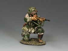 DD214 Kneeling Aiming Carbine by King & Country