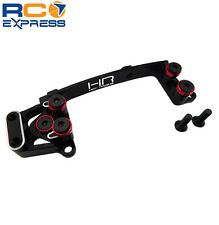 Hot Racing Axial SCX10 II 2 Aluminum Servo Mounting Bracket SCXT2401