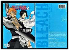 Bleach - The Blount - Season 4 Part 2 (Brand New 3-Disc Anime Box Set Uncut)
