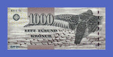 FAEROE ISLANDS - 1000 KRONUR 2005s - Reproductions - See description!!!