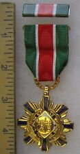 Post WW2 Vintage TAIWAN ROC REPUBLIC of CHINA EXEMPLARY MEDAL 2nd Grade Class B