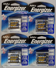 Energizer AAA Ultimate Lithium Qty 16 Batteries NEW Sealed 2035 Expiration