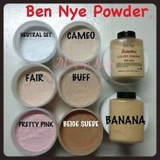 BEN NYE LUXURY FACE POWDER. SHADE   TOPAZ  3 GRAMS!!