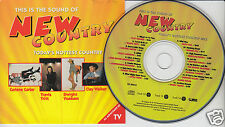 NEW COUNTRY Volume 1 (CD 1994) This is the Sound of Today's Hottest Country Hits