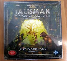 Talisman The Woodland Expansion Games Workshop Fantasy Flight new