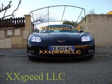 ORACLE Chevrolet Corvette C6 2005-2013 WHITE LED Headlight Halo Angel Eyes Kit