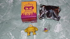 "Kidrobot Futurama Series 2 Hedonism Bot 3"" Vinyl Figure Art Grapes Chase ?/??"