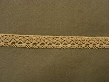 Cotton  Lace Cream 15mm Wide 10 meters (2865T)