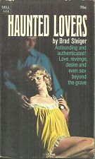 HAUNTED LOVERS Brad Steiger - SEX WITH GHOSTS & SPIRITS - ORGASM WITH ECTOPLASMS