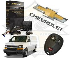2008-2014 CHEVY EXPRESS VAN PLUG & PLAY REMOTE START SYSTEM CHEVROLET FLRSGM10
