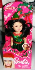 2012 CHRISTMAS CHELSEA DOLL Miniature Barbie Holiday Target Exclusive MIP