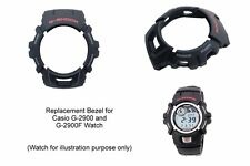 Casio Genuine Replacement Bezel Part for Casio G-2900 and G-2900F watches