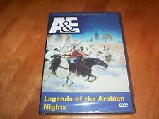 A&E ANCIENT MYSTERIES LEGENDS OF THE ARABIAN NIGHTS Sinbad Aladdin DVD NEW