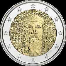 Finlandia 2€ 2013 Premio Nobel Sillampaa FDC