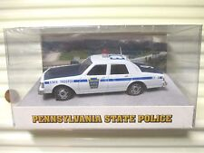 White Rose Collectibles 9E1 1988 PA State Police White Chevrolet Caprice NuBxd*