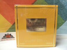 SUBLIME BY JEAN PATOU EAU DE PARFUM 2.5 OZ / 75 ML SPRAY NEW IN BOX
