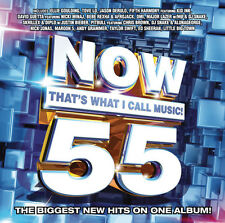 Now 55: That's What I Call Music - Various Artist (2015, CD NIEUW)