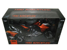 KTM 1190 ADVENTURE 1/12 MOTORCYCLE MODEL BY AUTOMAXX 600050