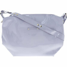 Lilac Patent Romany Spanish Designer Baby Changing Nappy Bag by Pasito A Pasito