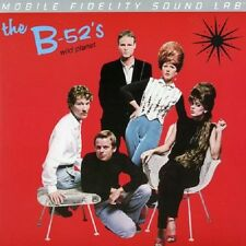 B-52s, Wild Planet. 180 Gram 33rpm Sealed Vinyl LP  (Numbered, Limited Edition)