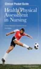 Clinical Pocket Guide for Health and Physical Assessment in Nursing by Donita D…