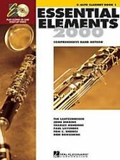 Hal Leonard 00862570 Essential Elements Book 1 - Alto Clarinet w/ EEi