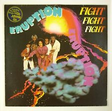 """12"""" LP - Eruption  - Fight Fight Fight - B1461 - washed & cleaned"""