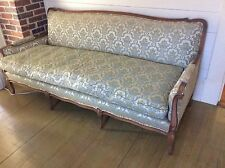 1960 FRENCH PROVINCIAL SOFA COUCH CHAIR