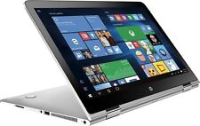 "HP Spectre X360 15.6"" 4K Touch Screen Laptop, Core i7-6500U, 256GB SSD, 16GB RAM"