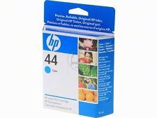 HP nº 44 cián HP 51644 CE 51644ce 2012 factura + IVA cian Ciano Bleu