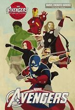 Phase One: Marvel's The Avengers (Marvel Cinematic Universe)